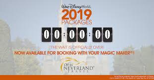 2019 walt disney world resort vacation