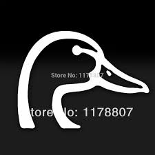 40 Pcs Lot Duck Hunting Birding Mallard Outdoors Duck Calls Decal For Car Window Tablet Sticker Funny Jdm Boat Truck Bumper Decals For Cars For Cardecals For Cars Jdm Aliexpress