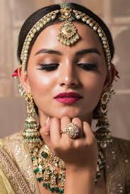 types of bridal makeup every bride to