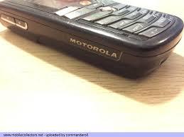 Motorola C980 - Mobilecollectors.net