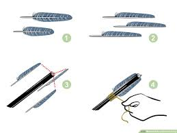 how to make a bow and arrow 13 steps