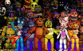 fnaf wallpapers for iphone xs x