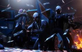 robbery the robbers payday 2