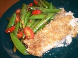 Easy & Crispy Baked Fish Fillets Recipe ...