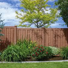 Ashland Privacy Fence Panels Simtek Ashland Fence Factory Direct