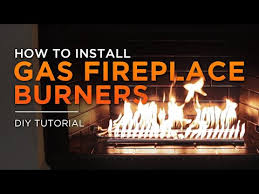 how to install an h burner and fire