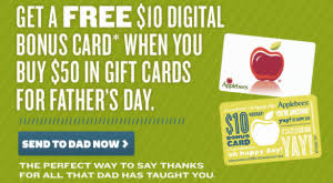 dads eat free and other fathers day