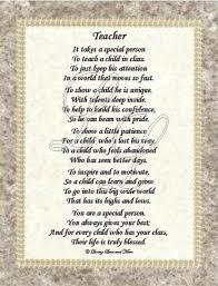 teacher poem teacher poem is about a special teacher poem