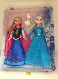Bộ búp bê Elsa