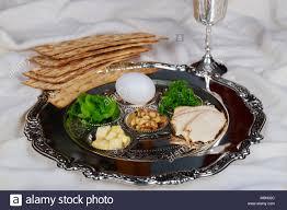 Célébration de la Pâque juive Pessah concept maison de vacances ...