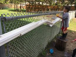 Deanna Mclennan Ph D On Twitter Awning Pieces With Hooks Attach Easily To Any Fence So Ss Can Create Runs For Water Marbles And Balls Steam Outdoors In Nature Math Https T Co Wggrrtwbhb