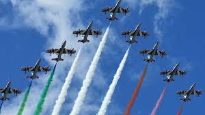 Frecce Tricolori in volo a Bari il 28 maggio, la Prefettura ...