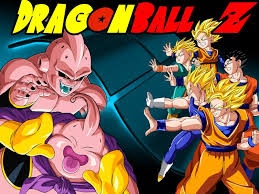 dragon ball z kai buu cartoon hd