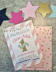 Scott Kayley Eloise S Twinkle Twinkle Little Star 1st Birthday
