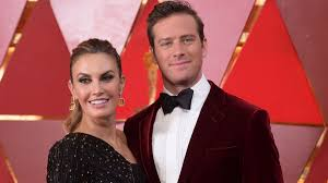 Armie Hammer and Elizabeth Chambers separate after 10 years of marriage -  CNN