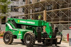 Sunbelt Rentals Equipment Tool Rental Company