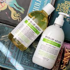 phillip adam natural hair care with