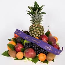 get well fruit basket toronto gift