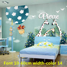 8 24 Custom Name Nursery Sign Nursery Name Sign Kids Room Door Wall Decoration Paper Flowers Wall Decor Name Signs Decorative Letters Numbers Aliexpress