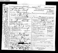 Descendants of Robert Perry and Frances Basham