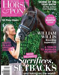 Are you ready? Wendi Williamson is about... - NZ Horse & Pony Magazine |  Facebook