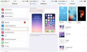 iphone 11 xs x 8 7 6s live wallpaper