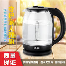 1 8 liter 1500w glass electric kettle