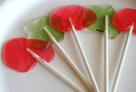wonky homemade lollipops make and takes