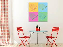 Andy Warhol Paintings Wall Art Prints