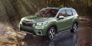 first drive 2019 subaru forester is