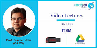 CA IPCC Old Course ITSM / Only IT / Only SM - Paper 7 By CA CS Praveen Jain,  Full Course