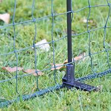 Voss Farming Premium Poultry Netting 25 M 125 Cm 2 Spikes Non Electric