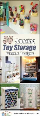 36 Best Toy Storage Ideas For 2020 Decor Home Ideas