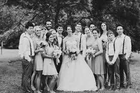 Heather + Connell — Bowties + Brides