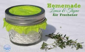 how to make diy homemade air freshener