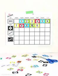 My Day Blank Calendars Mr Printables