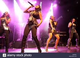 En Vogue performing live in concert at ...