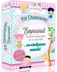 Kit Imprimible Empresarial Invitaciones Recuerdos Tarjetas U S