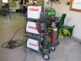 welding cart project now plete