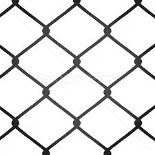 Chain Link Fence Vector Vector Illustration C Todd Arena Arenacreative 3195968 Stockfresh