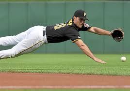 Pirates second baseman Adam Frazier is a Gold Glove finalist ...