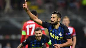 Antonio Candreva strike gives Internazionale win over Southampton -  Eurosport