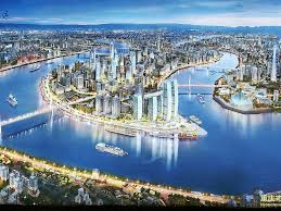 China Experience: Night Cruise on the Yangtze River, Chongqing