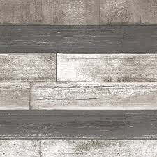 Brewster 2686-20198 Dustin Grey Wood Wallpaper - - Amazon.com