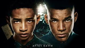 After Earth trailer is much better with Will Smith's Just the Two of Us