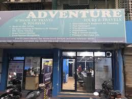adventure of travel tourism