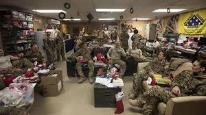 u s troops serving overseas during