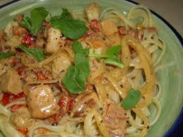 Shrimp Carbonara Recipe ...