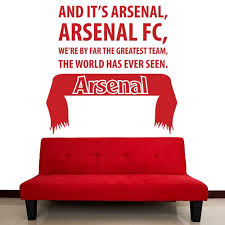 Arsenal Wall Decal