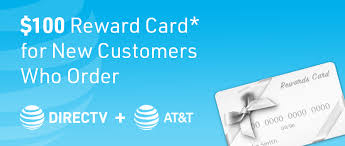100 reward card for new customers who